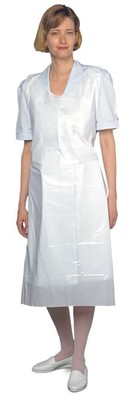 Picture of Plastic Apron - AMG Medical