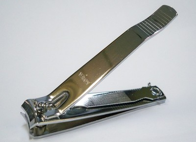 Picture of Toenail Clipper with file 7.5 cm / 3""