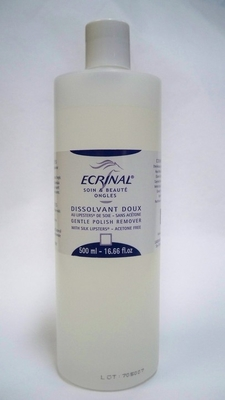 Picture of Acetone Free Polish Remover 500 ml - Ecrinal