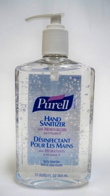 Photo de Désinfectant pour les mains 354 ml - Purell
